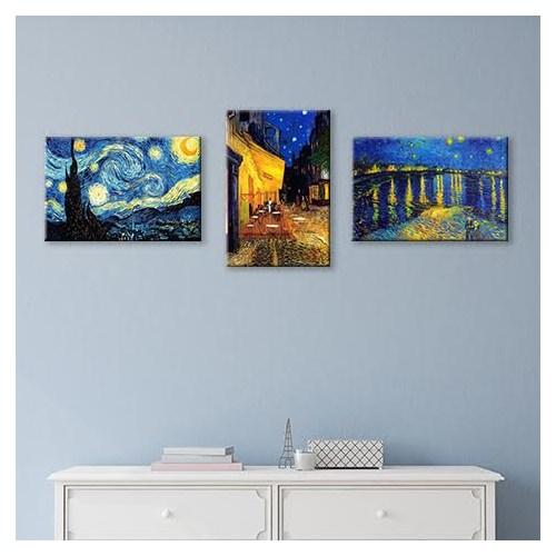 Tablo 360 Vincent Van Gogh Set Tablo