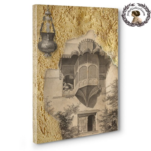 Artred Gallery İslami Kanvas Tablolar Serisi-3