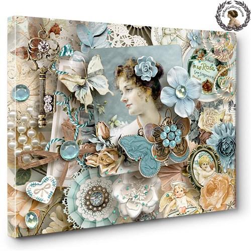Artred Gallery Valentina Serisi 50X75Kanvas Tablo-3