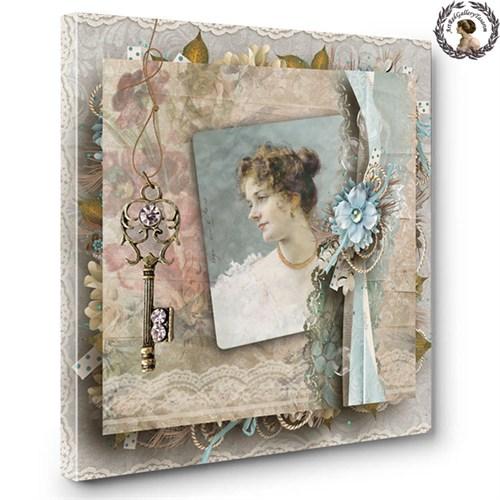 Artred Gallery Valentina Serisi Kanvas 1. Tablo60X60