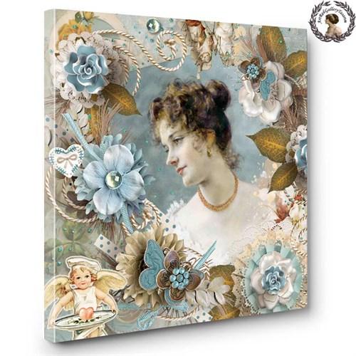Artred Gallery Valentina Serisi Kanvas 7. Tablo 60X60