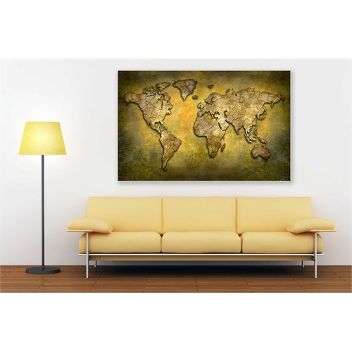 Artred Gallery 45X65 World Tablo