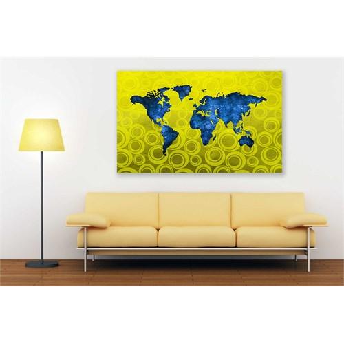 Artred Gallery 45X65 World Tablo