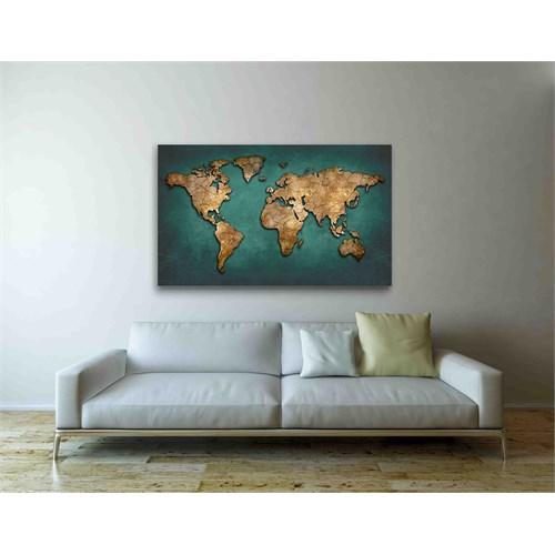 Artred Gallery 45X65 World Tablo 2