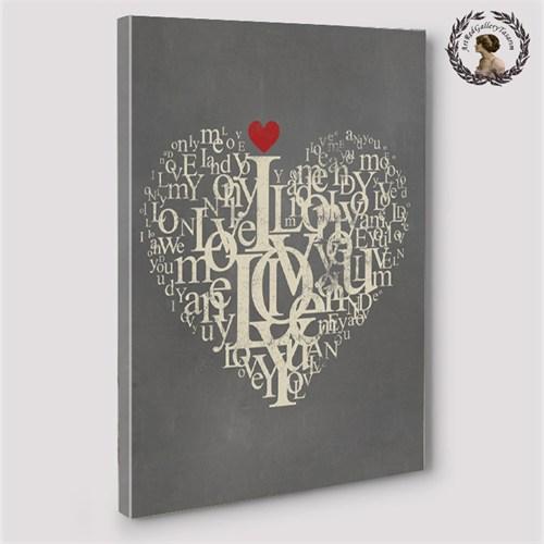 Artred Gallery 50X75 Love Tablo