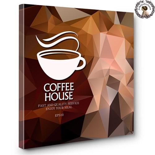 Artred Gallery 60X60 Coffeee Tablo