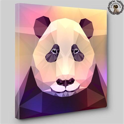 Artred Gallery 60X60 İllustrasyon Panda Tablo