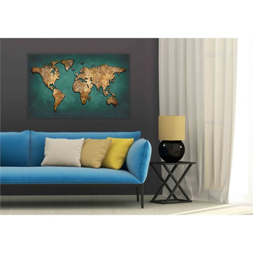 Artred Gallery 70X100 World Tablo 10