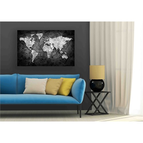 Artred Gallery 70X100 World Tablo 6