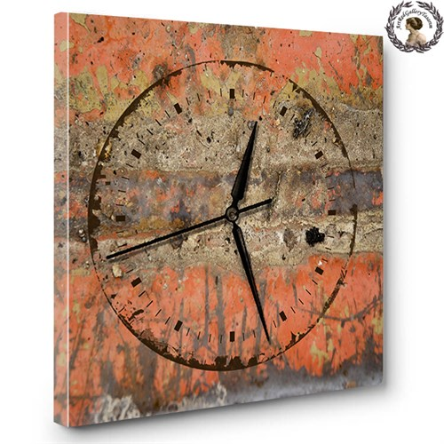 Artred Gallery 40X40 Saatli Tablolar Serisi-19