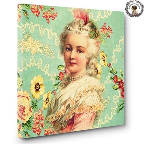 Artred Gallery Lady Serisi Canvas Tablo-11 60X60