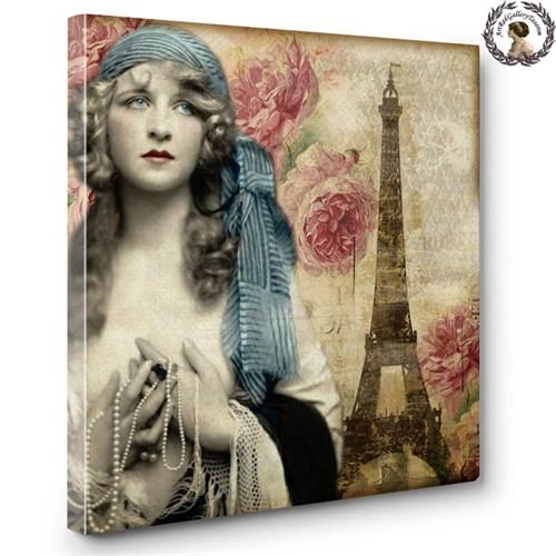 Artred Gallery Lady Serisi Canvas Tablo-460X60