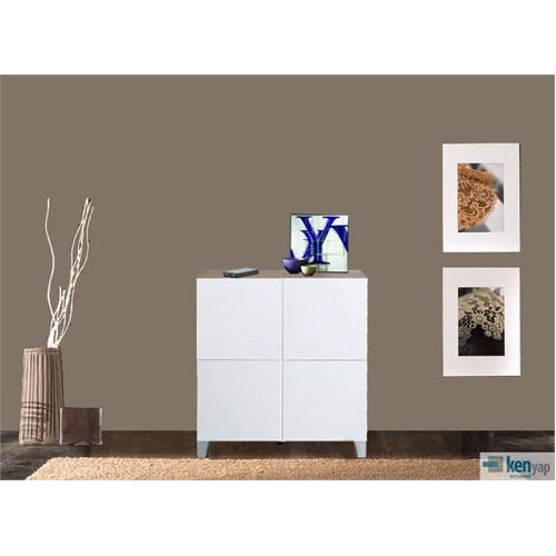 Kenyap 800383 Decoflex Konsol-Samba&Beyaz