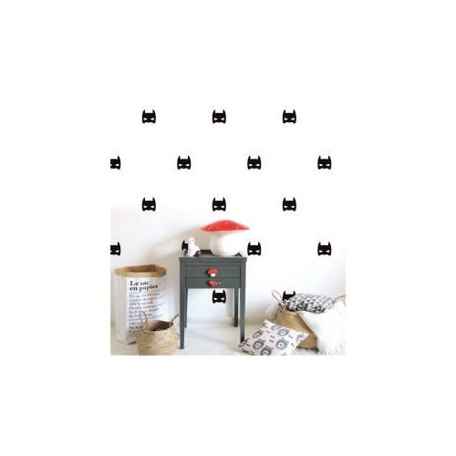 I Love My Wall Çocuk Odası (Kıds-105)Sticker(Baykuş Sticker Hediye!)