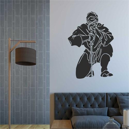 I Love My Wall Modern (Mdn-108)Sticker(Baykuş Sticker Hediye!)