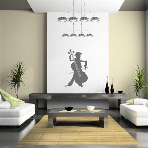 I Love My Wall Modern (Mdn-080)Sticker(Baykuş Sticker Hediye!)