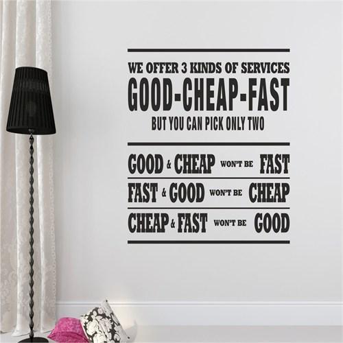 I Love My Wall Konuşan Duvarlar (Kd-309)Sticker(Baykuş Sticker Hediye!)