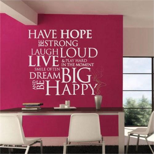 I Love My Wall Konuşan Duvarlar (Kd-304)Sticker(Baykuş Sticker Hediye!)