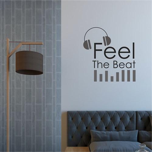 I Love My Wall Konuşan Duvarlar (Kd-331)Sticker(Baykuş Sticker Hediye!)