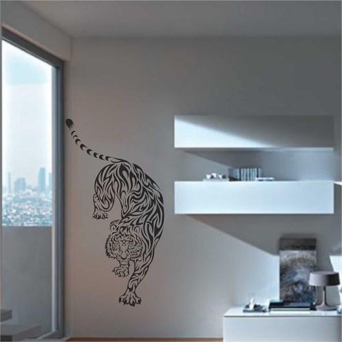 I Love My Wall Hayvanlar (H-044)Sticker(Baykuş Sticker Hediye!)
