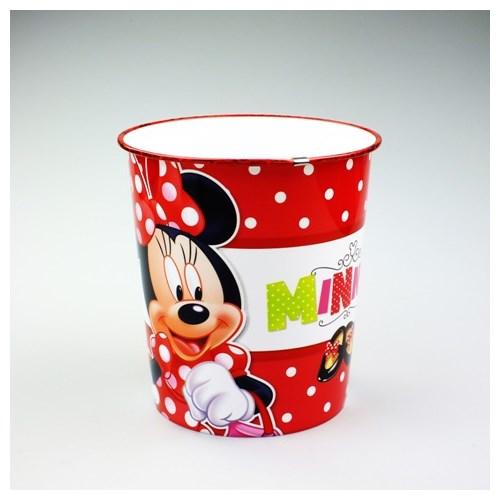 Minnie Plastik Çöp Kovası