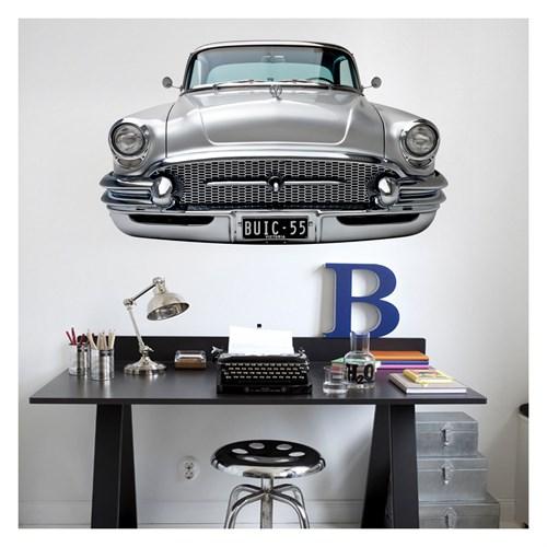 Artikel Classic Cars-1 Dev Duvar Sticker Dp-1461