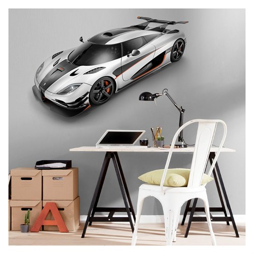 Artikel Dream Cars-2 Dev Duvar Sticker Dp-1469