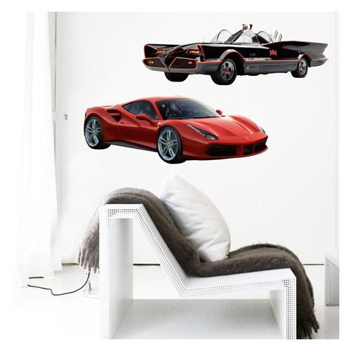 Artikel Dream Cars-3 Dev Duvar Sticker Dp-1470