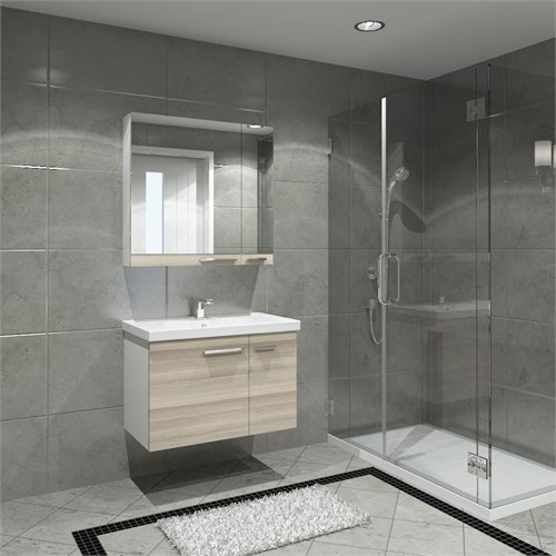 Denko Terra 80 Cm Banyo Dolabı