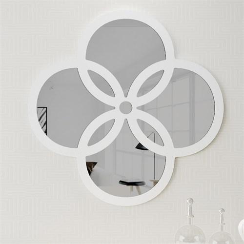 Eyibil Mobilya Zincir Dekoratif Ayna 90X90 Cm