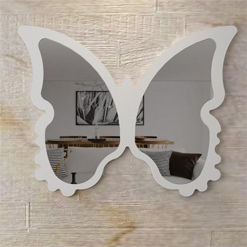 Eyibil Mobilya Kelebek Dekoratif Ayna 90X75 Cm
