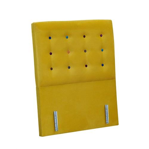 Mattrest Retro Başlık 90 Cm Sarı