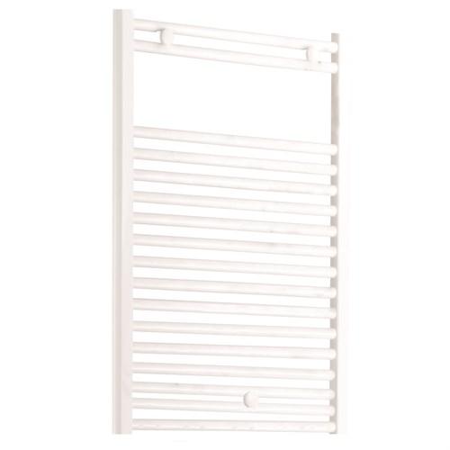 Penta Dekoratif Banyo Radyatörü Beyaz / Düz