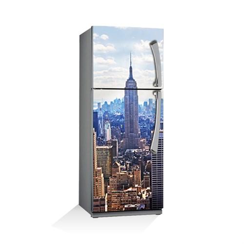 Artikel New York Buzdolabı Stickerı Bs-050