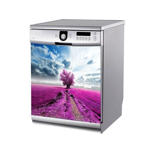 Artikel Mor Cenneti Bulaşık Makinası Stickerı Bs-136