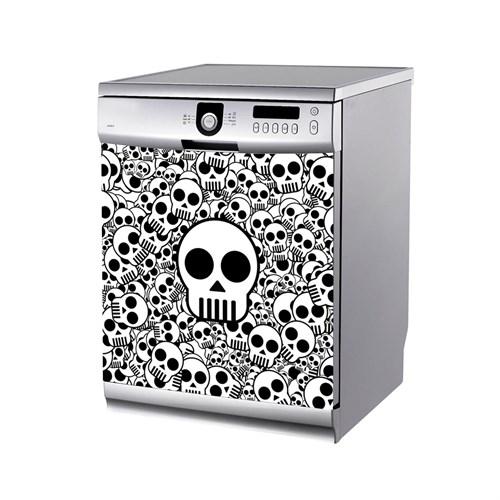 Artikel Kuru Kafalar Bulaşık Makinası Stickerı Bs-157