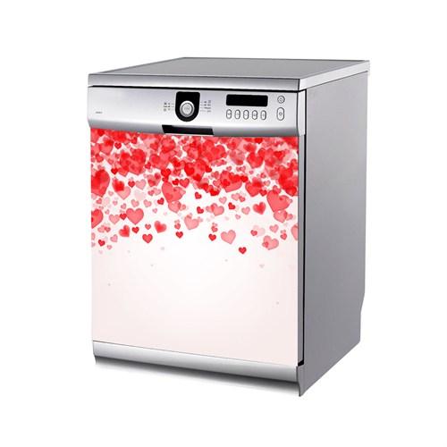 Artikel Dökülen Kalpler Bulaşık Makinası Stickerı Bs-183