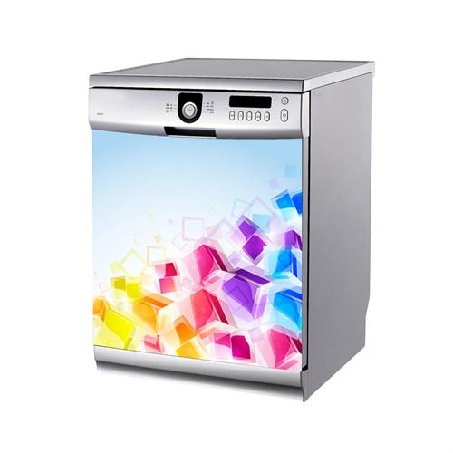 Artikel Renkli Şekerler Bulaşık Makinası Stickerı Bs-191