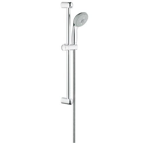 Grohe New Tempesta 100 Sürgülü Duş Seti, 4 Akışlı 27795000