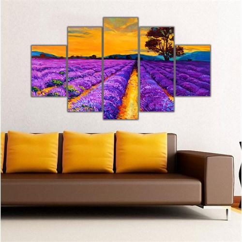 Ritmo Canvas Lavanta Tarlası Canvas Tablo