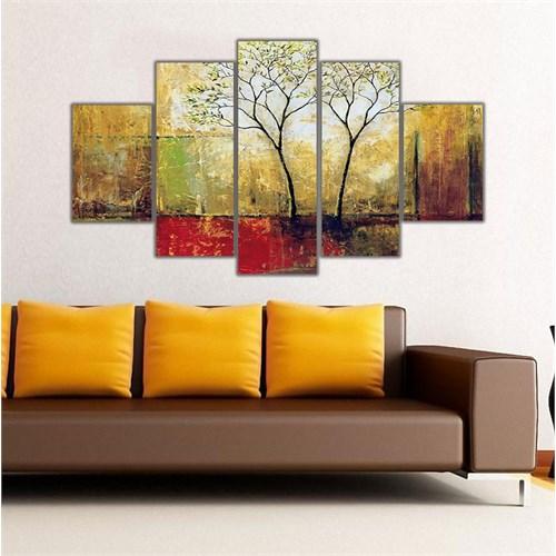 Ritmo Canvas Dekoratif Ağaç Canvas Tablo
