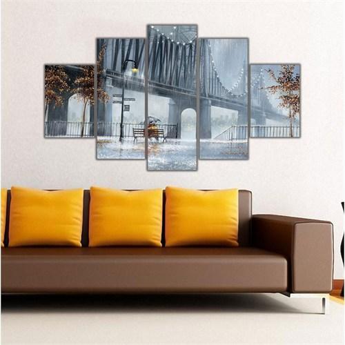 Ritmo Canvas Köprü Aşkları Canvas Tablo