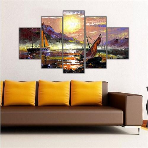 Ritmo Canvas Deniz Manzarası Canvas Tablo