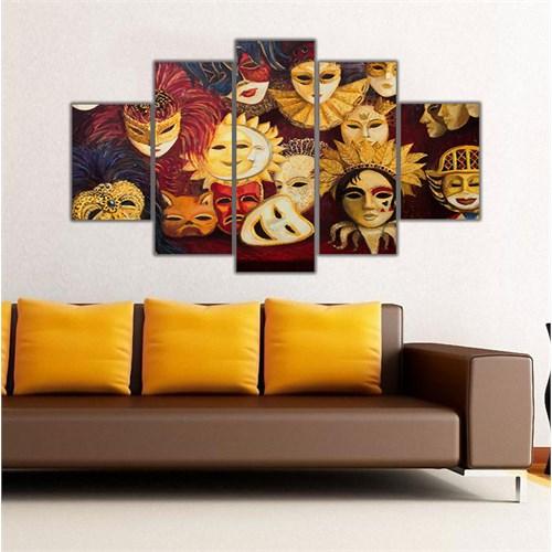 Ritmo Canvas Masklar Canvas Tablo