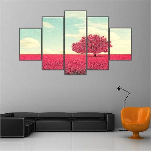 Ritmo Canvas Ağaç Canvas Tablo