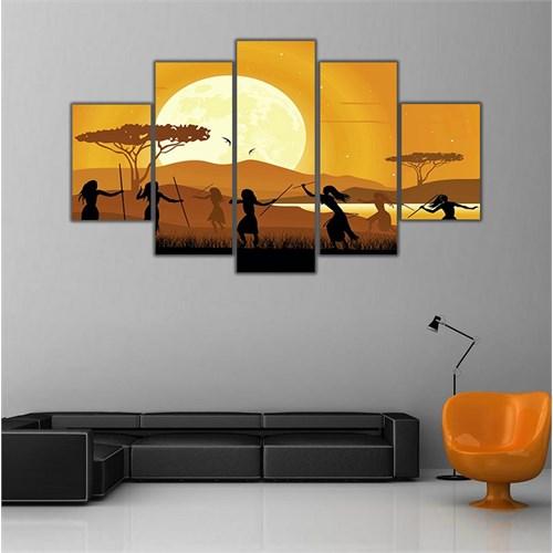 Ritmo Canvas Afrika Canvas Tablo