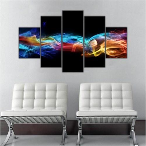 Ritmo Canvas Soyut Işık Canvas Tablo