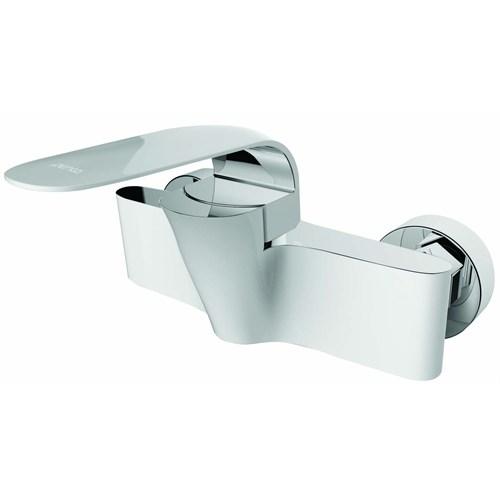 Penta Mundo White Chorome Duş Bataryası