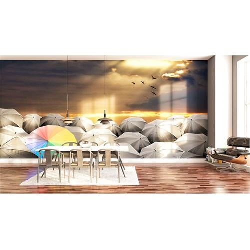 Iwall Resimli Akşam Üstü Duvar Kağıdı 370X250