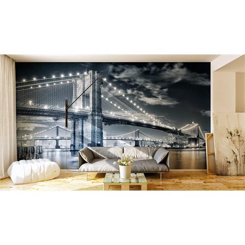Iwall Resimli Köprü Duvar Kağıdı 250X180